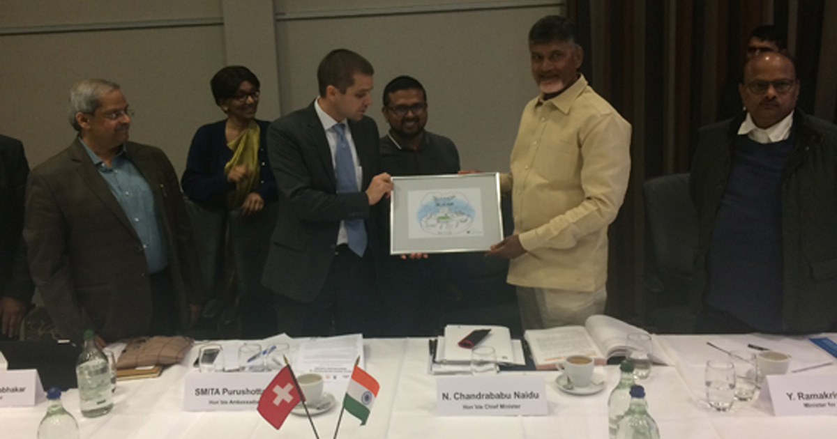 ASIA CONNECT: SGBA strengthens ICT ties with India's Andhra Pradesh