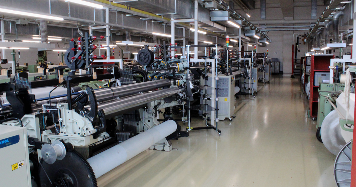 Weberei Appenzell (weba) to invest in new weaving machines